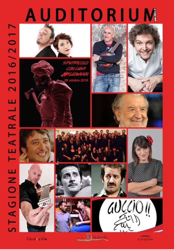 Stagione teatrale 2016/2017